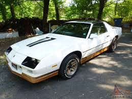 Chevy Camaro Z28 Restored to new 5Spd T-Tops