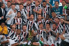 Juventus, COPPA ITALIA 2017/18 🏆