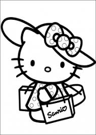 60 hello kitty pictures to print and color. Hello Kitty Free Printable Coloring Pages For Kids