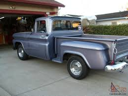 Chevy C10 Apache Pickup Shortbed pickup
