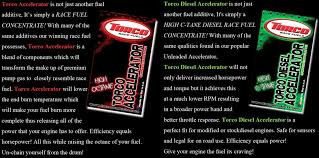 Torco Fuel Accelerator Chart Torco Accelerator Its Not Just An Octane Booster