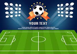 Voetbalveld Stadion Sjabloon Download Gratis Vectorkunst En Andere