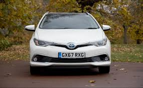 Extended test: 2017 Toyota Auris Hybrid Touring Sports