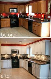Kitchen Cabinet Budget Stunning Upgrade Kitchen Cabinets On A Budget
