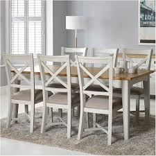 delightful bordeaux painted ivory large extending dining table 6 chairs horrifying things round dining room table for 6
