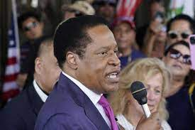 Larry Elder is the Trumpist who may ...