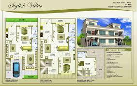 elegant house plan x plans india square feet south facing 20 40 duplex 800 20 x