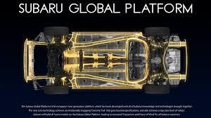 2018 subaru global platform. plain global suabru global platform slide3823575 and 2018 subaru platform