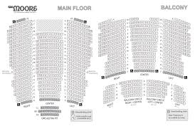 Moore Theater Seattle Seating Chart Moore Theatre Map Related Keywords Suggestions Moore