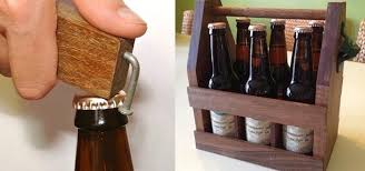 Beer Box Decorations 100 Awesome DIY Christmas Gift Ideas for Beer Lovers Christmas 44