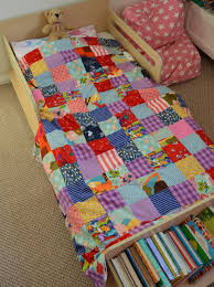 was pretty lengthy so in the name of equilibrium this one s going to be a bit shorter i m pleased to finally share with you a patchwork duvet cover