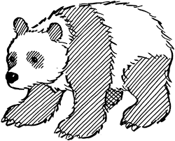Small Picture Giant Panda coloring page Free Printable Coloring Pages