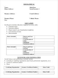 Simple Resume Examples For College Students Letter Example