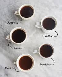 If you are looking for some unique coffee drinks to make at home or. What Coffee Brewing Method Makes The Best Tasting Cup Kitchn