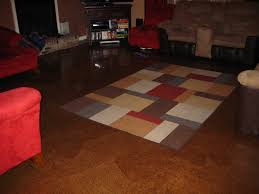 Diy How To Make Your Own Brown Paper Bag Floor Youtube