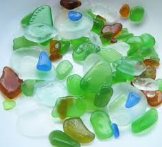 sea glass can be found on beaches along oceans seas bays and even large rivers and lakes these beautiful frosted smooth pieces of glass go by many