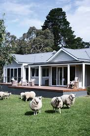 Blaylock Design Build New Build Country Home On The Mornington Peninsula New