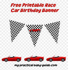 Cars Birthday Party Free Printables Free Transparent Png Clipart