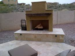 diy outdoor fireplace review az