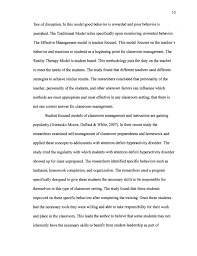 student behavior essay cheap dissertation hypothesis writing site  the impact of student leadership in classroom management on student a classroom 24