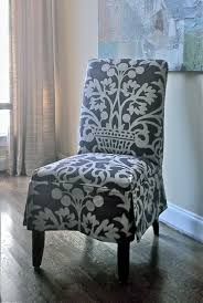 furniture parsons chair slipcovers incredible chair slipcovers elegant parson photos image for trend and white style