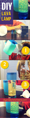 14 Diy Homemade Lava Lamp Ideas