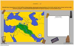 Mezopotamya Boş Haritayı Doldur القصة المصورة من قبل tr-examples