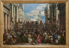 the wedding feast at cana louvre museum paris The Wedding At Cana Painting By Paolo Veronese work the wedding feast at cana Paolo Veronese Inquisition