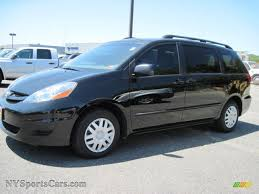 2009 Toyota Sienna LE in Black - 256408 | NYSportsCars.com - Cars ...
