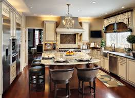 Houzz Kitchen Cabinets Painted Creamy Whitekitchen Cabinet Ideas