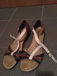 Dámské Sandály Vel 45