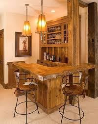 rustic basement bar ideas. Delighful Basement Rustic Basement Bar Ideas  Western Saloon Bar In Your Home Inside I