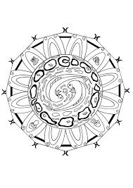 Small Picture Water energy mandala coloring pages Hellokidscom