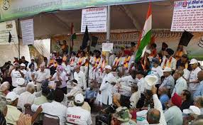 One Rank One Pension Defence Personnel Chart One Rank One Pension Rally Of Ex Servicemen In Mumbai On