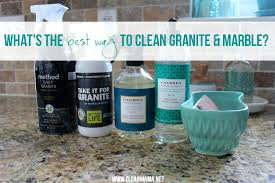 take it for granite cleaner whats the best way to clean granite and marble via clean take it for granite cleaner