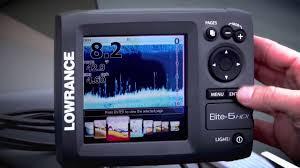 elite 5 hdi fishfinder lowrance youtube lowrance elite 5 dsi transducer at Lowrance Elite 5 Dsi Wiring Diagram
