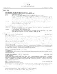 Interests On Resume