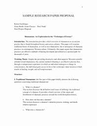 Research Proposal Tion Example Pdf Psychology Format Apa