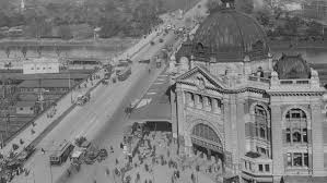 photo essay aerials of melbourne dating back to s