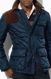 Polo ralph lauren Kempton Quilted Jacket in Blue for Men | Lyst & Gallery Adamdwight.com