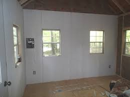 Small Picture Building a Tiny House Part 4 Interior Walls