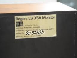 Rogers Serial Number Chart Hifi Do E Mail Newsletter
