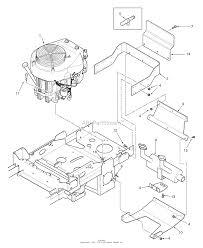 Scag stwc61v 27cv wildcat s n b5700001 b5799999 parts diagram for