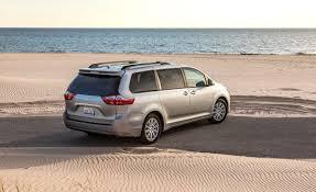 2018 Honda Odyssey Elite And 2017 Toyota Sienna Limited Premium.  Premium