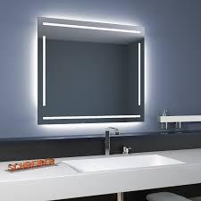 Badspiegel Linea Led 4s Moderne Led Lampen