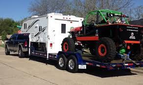 gooseneck trailer rig 1