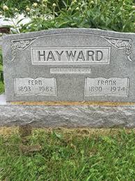 Fern Austin Hayward (1893-1982) - Find A Grave Memorial