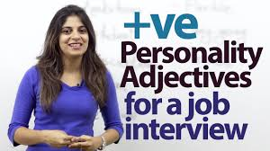 positive personality adjectives for a job interview job 08 positive personality adjectives for a job interview job interview tips