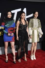 Battle angel directed by robert rodriquez. Lana Condor Attends The World Premiere Of Alita Battle Angel At Westwood Regency Theater In Los Angeles 050219 5