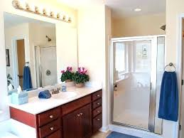 makeup vanity lighting ideas. Elegant Best Vanity Lighting For Makeup And Over Lovable Bathroom Ideas O